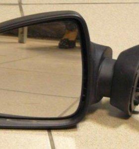 Зеркала на Логан