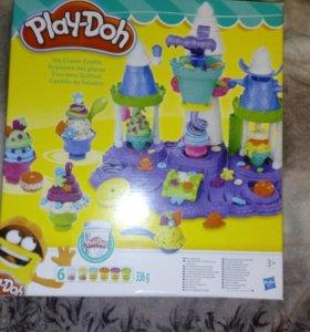 Play-Doh замок мороженного