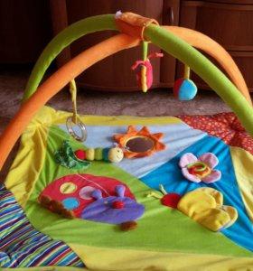 Детский развиваюший коврик