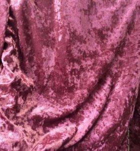 Велюровый костюм , НОВЫЙ