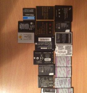 Батарейки по 100 руб