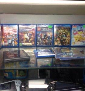 Игры на PS Vita