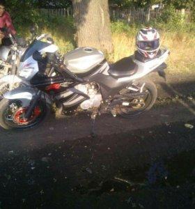 Мотоцикл XINLING GX-R250