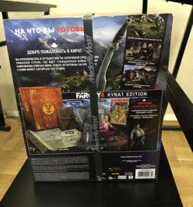 Коллекционное изд. для PC Far Cry 4 Kyrat Edition