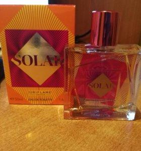 Новые духи SOLAR