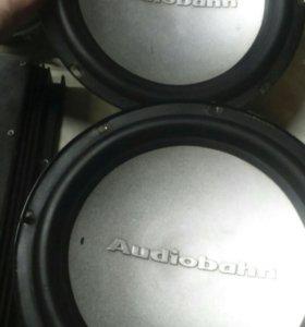 Динамики для саба Audiobahn
