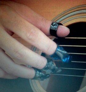Медиаторы на палец для игры на гитаре