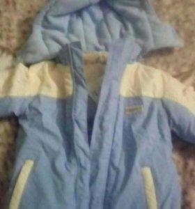 Куртка детские