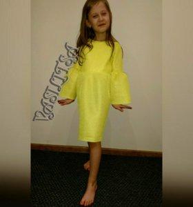 Платье детское. Детская одежда.