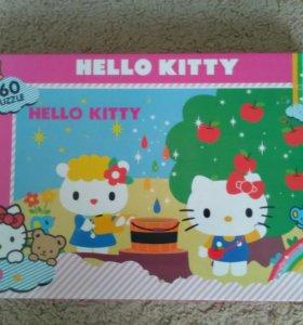 """Пазл Hello Kitty """"Урожай"""", 160 элементов"""