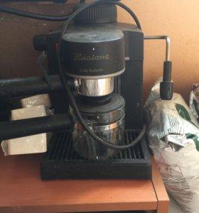 Кофемашина и кофеварка