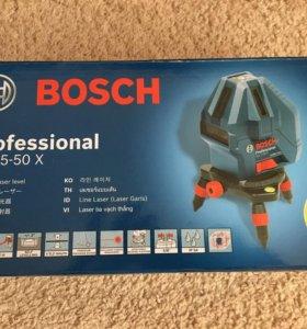 Лазерный уровень Bosch GLL 5-50