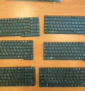 Клавиатуры для ноутбука бу