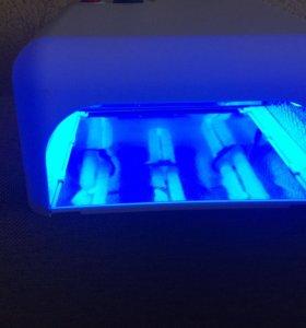 УФ-лампа для сушки гель-лака
