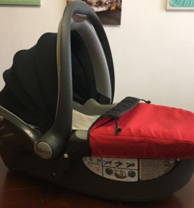 Автолюлька Britax Romer Baby-Safe Sleeper