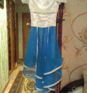Вечернее платье для девочки 8 - 10 лет
