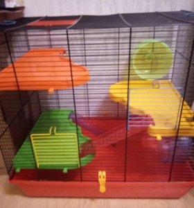 Клетка для ваших грызунов