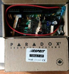 Охранная панель Paradox