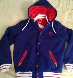 Куртка новая Frankie Morello Toys