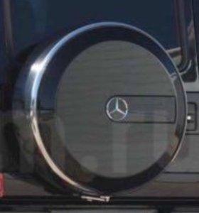 Колпак на запасное колесо AMG гелендваген