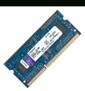 Память DDR3 для ноута
