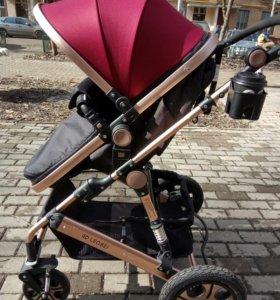 Новая коляска-трансформер