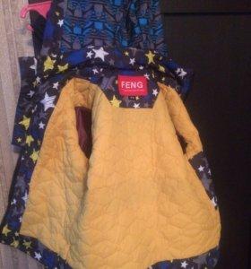 Продам детский костюм весна осень на мальчика