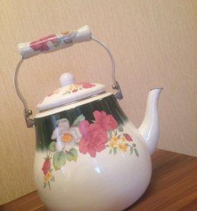 Чайник новый керамический ‼️