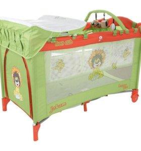 Кровать- манеж