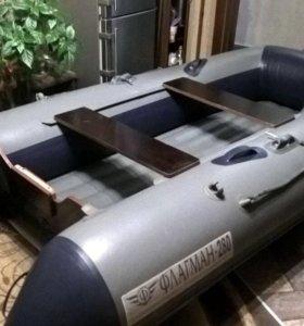 Лодка ПВХ Флагман 280