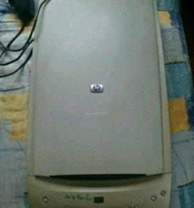 Сканер hp scanjet 5400c