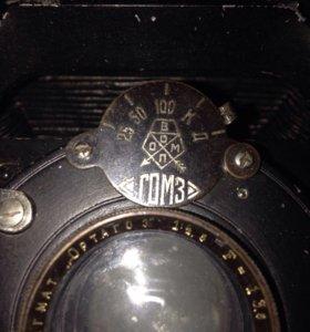 Фотоаппарат 20 века