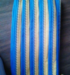 Жёлто-фиолетовый пенал