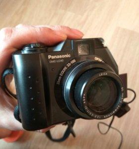 Panasonic. стеклянная оптика Leica