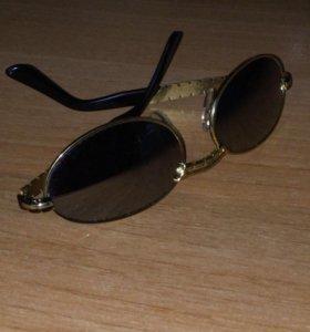 Зеркальные очки police