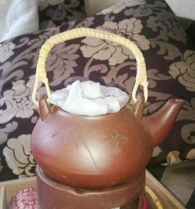 Чайни к с подставкой 500мл