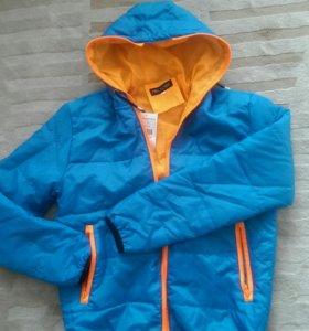 Куртка муж. Новая р-р 48-50
