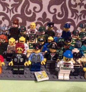 Человечки из Lego