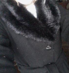 Пальто женское, р.44