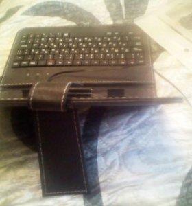Клавиатура для планшета  новая см след фото