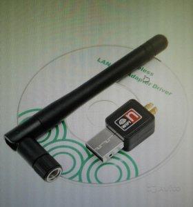 USB Wi-Fi сетевая карта , чипсет МТ-7601