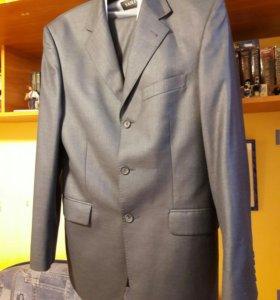 Костюм мужской ( пиджак, брюки, рубашка)