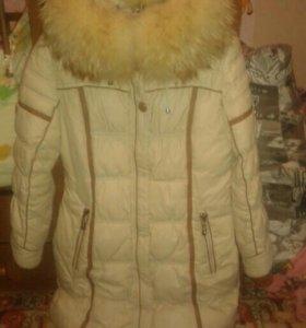 Продам зимнюю куртку жен