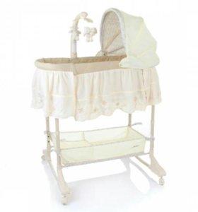 Jetem Sweet Dream - функциональная кроватка-люлька