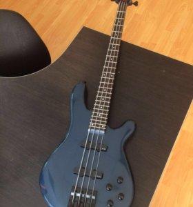 Бас гитара Fernandes G4D, темно-синяя