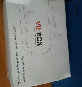 Очки вертуальной реальности VR BOX 2.0   360