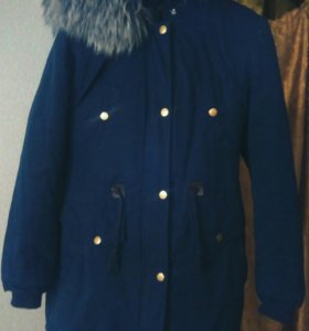 Зимняя женская куртка (парка)