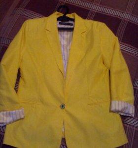 Пиджак новый 46 размер
