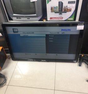 """Телевизор 42"""" Philips"""