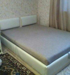 Кровать 2-ух спальная